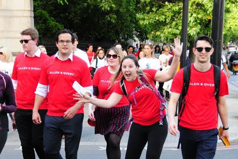 London Legal Walk 2017